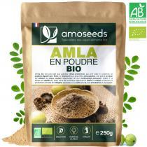 amoseeds - Amla en Poudre Bio 250g