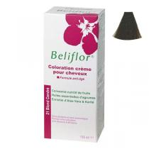 Beliflor - Hair Colouring Cream - Dark Ash Blonde 21
