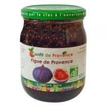 Confit de Provence - Confettura biologica ficchi rossi 650 g