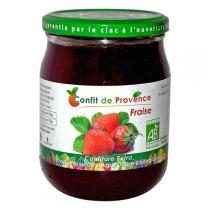 Confit de Provence - Confettura biologica fragola 650 g