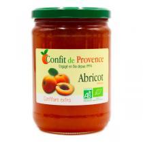 Confit de Provence - Confiture extra d'Abricots 650g