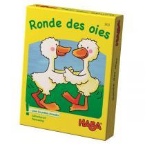 Haba - Jeu de cartes Ronde des oies - Dès 3 ans