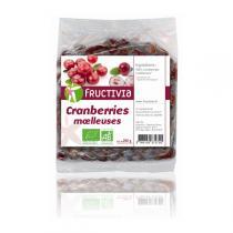 Fructivia - Cranberries moelleuses BIO 200g