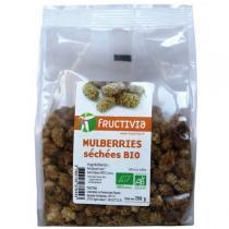 Fructivia - Mulberries séchées BIO 200g