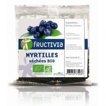 Fructivia - Myrtilles séchées BIO 100g