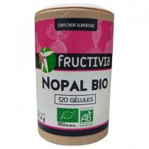 Fructivia - Nopal BIO - Coupe-faim 120 gélules