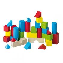 Haba - Construction - Blocs de couleur 30pcs
