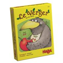 Haba - Jeu de cartes Le verger