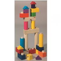 Haba - Jeu de construction en bois 27 pièces