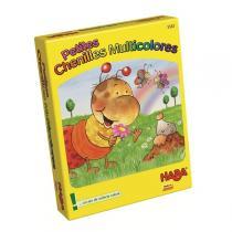Haba - Jeu de cartes - Petites chenilles multicolores