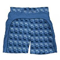 I Play - Badeshorts Jungen 0-3 Jahren Blau