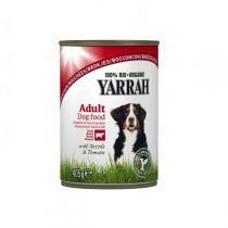 Yarrah - Hundefutter Bröckchen Rind, 405g