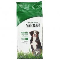 Yarrah - Hunde-Trockenfutter Vegetarisch, 2kg-Sack