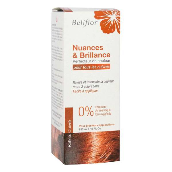 Beliflor - Colouring & Nourishing Balm - Copper Highlights