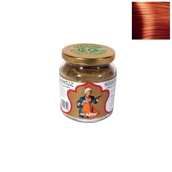 Beliflor - Henné de Shiraz Acajou - 150g