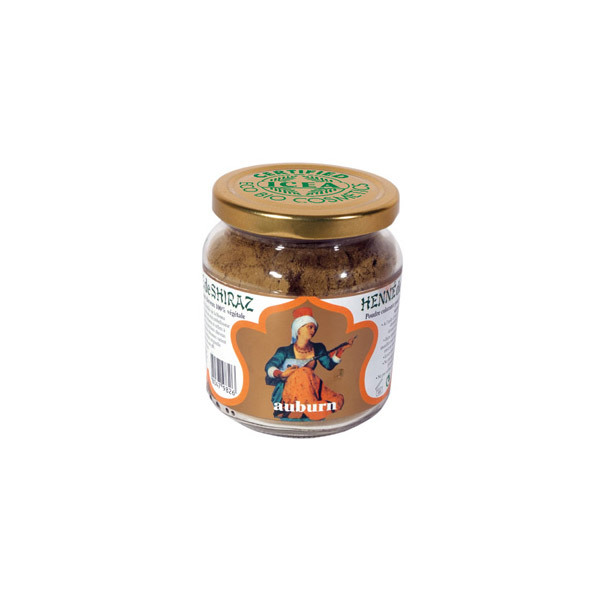 Beliflor - Natural Henna Hair Dye - Auburn