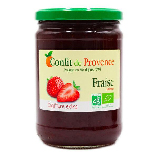 Confit de Provence - Confiture extra de Fraise 650g