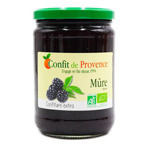 Confit de Provence - Confiture extra de Mûre 650g