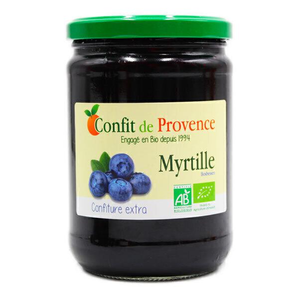 Confit de Provence - Confiture extra de Myrtille 650g