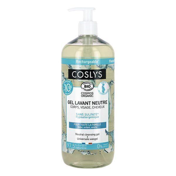 Coslys - Gel lavant universel base neutre 1L