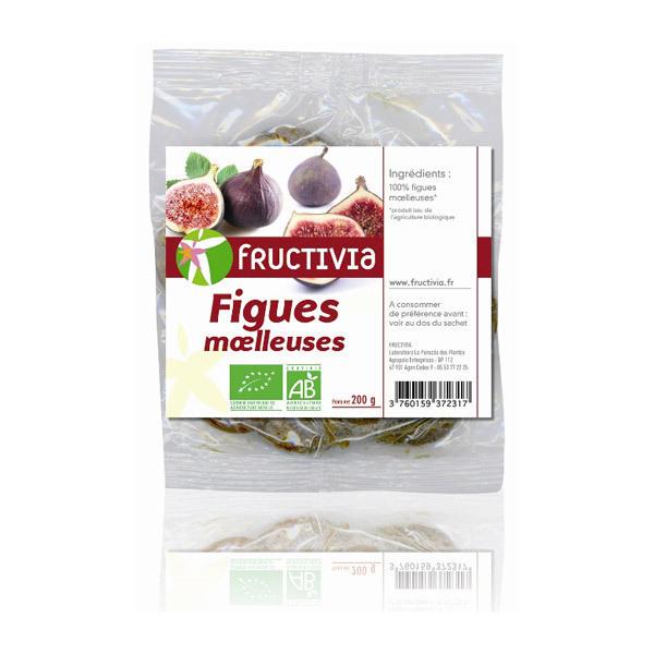Fructivia - Figues moelleuses BIO 200g