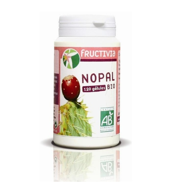 Nopal bio coupe faim 120 g lules fructivia acheter sur - Coupe faim puissant redasan ...
