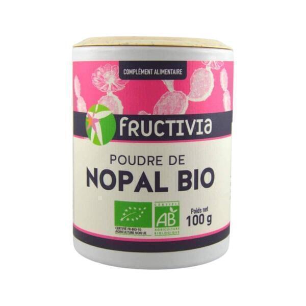 Fructivia - Poudre de Nopal BIO 100g