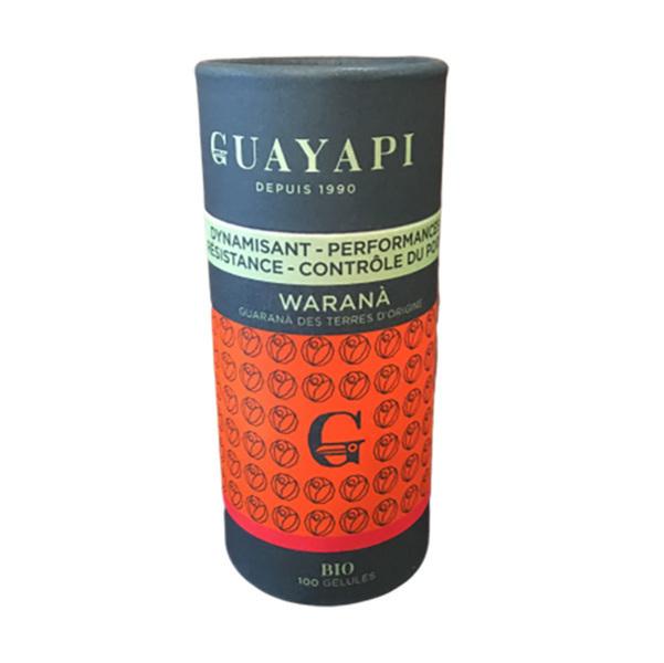 Guayapi - Guarana, Warana 100 gélules