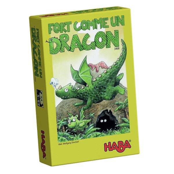 Haba - Jeu de société Fort comme un dragon