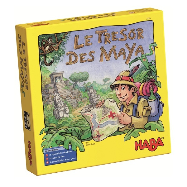 Haba - The maya's treasure game
