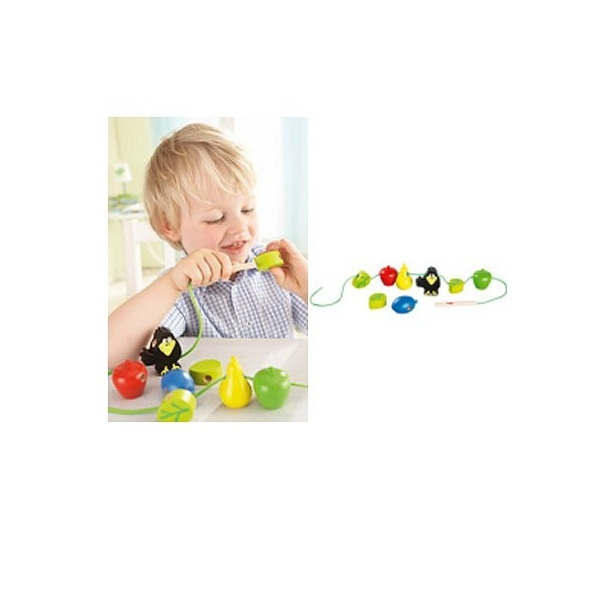Haba - Bambini Perlen Obstgarten