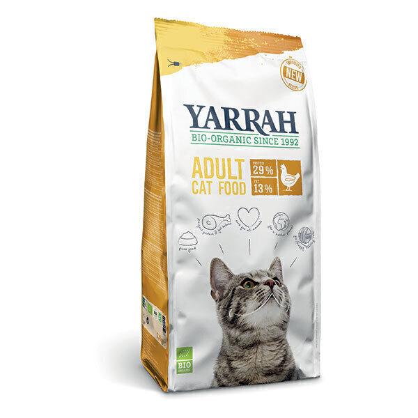 Yarrah - Croquettes pour chat Poulet 800g