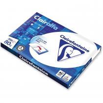 Clairalfa - Ramette 200 feuilles papier multifonction A4 80g extra blanc