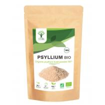 Bioptimal - Psyllium Blond Bio en Poudre - Fibres Transit Coupe Faim - 1kg
