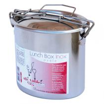 Ah! Table! - Lunch Box Oval stainless steel Lunch container