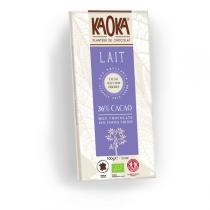 Kaoka - Tablette chocolat lait 36% 100g