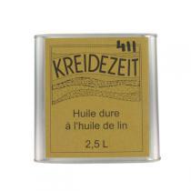 Kreidezeit - Huile dure à l'huile de lin 2,5L