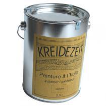 Kreidezeit - Standölfarbe Schlußanstrich weiß 2.5 l