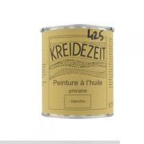 Kreidezeit - Standölfarbe Schlussanstrich weiß 2,5l