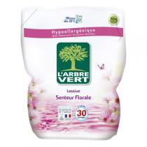 L'Arbre Vert - Recharge Lessive Florale 2L
