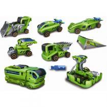 Power Plus - Butterfly - Modello Hybrid Solar e Batteria Ricaricabile 6 in 1