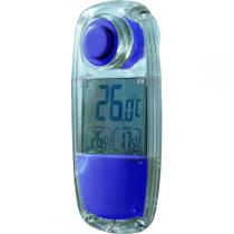 POWERplus - Parrot Indoor-Outdoor LCD Solar powered Thermometer