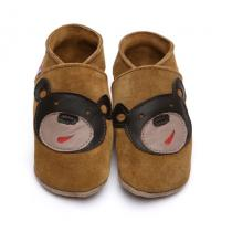 Starchild - Brown Bear Soft Baby Leather shoes