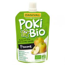 Danival - Compota Poki Manzana Bio 90g