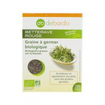 Debardo - Organic Sprouting Seeds - Beetroot 100g