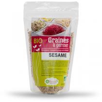 Debardo - Organic Sprouting Sesame Seeds 200g