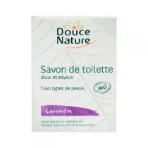 Douce Nature - Bio Pflegeseife Lavendel 100 g