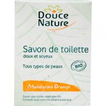 Douce Nature - Bio Pflegeseife Mandarine Orange 100 g