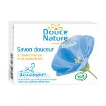 Douce Nature - Sanfte Kinderseife 100 g