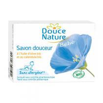 Douce Nature - Savon Douceur bébé 100g